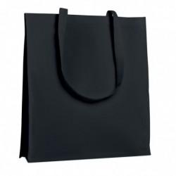 Shopper colorata c/soffietti