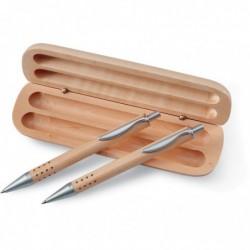 Set penna e matita in astuccio