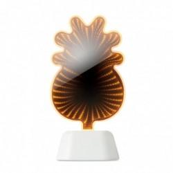 Specchio LED a forma di ananas