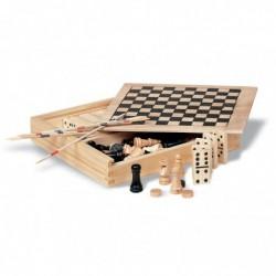 Set giochi 4in1 in legno