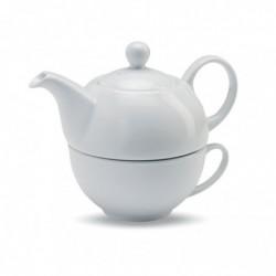 Set tè teiera e tazza