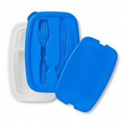 Porta pranzo con presa d'aria