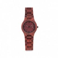 Orologio da polso in legno