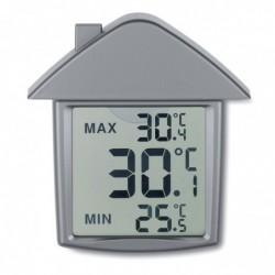 Termometro a forma di casa