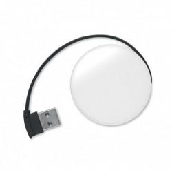 Multiporta USB rotonda