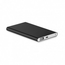 Power bank in alluminio da 400