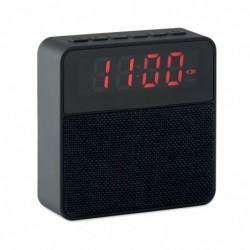 Sveglia speaker in tessuto